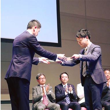 2016年度 総務省ICT地域活性化大賞・奨励賞を受賞