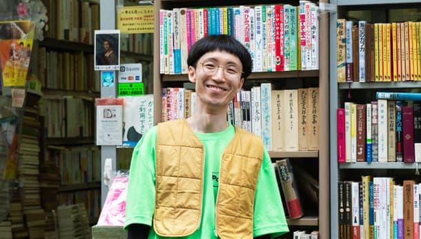 「本の街」下北沢で知らない本をジャケ買いしてみよう!
